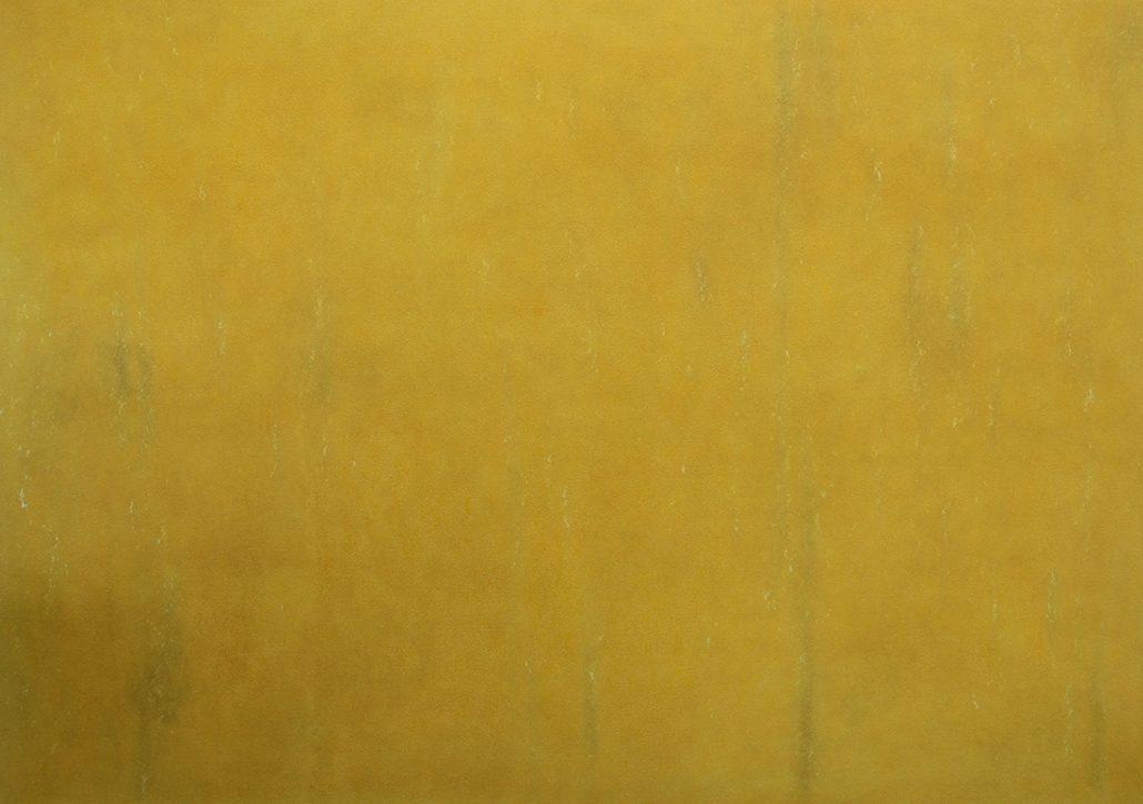 Felix Thyes, Frühling (aus 4 Jahreszeiten), 2012, Wachs/Pastell, 70 x 100 cm