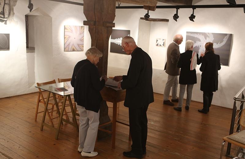 Höchhuus Küsnacht - Felix Thyes Ausstellungseröffnung