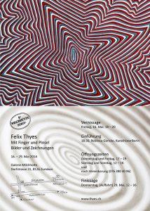Milchhütte 2014 Einladung