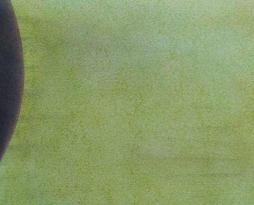 Felix Thyes, Wanderschatten, 9-teilig, 1, 2017, Graphit und Pastell auf Papier, je 21 x 30 cm